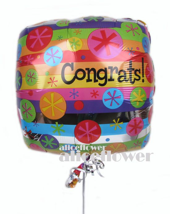 @[Balloon],Congratulations  Balloon