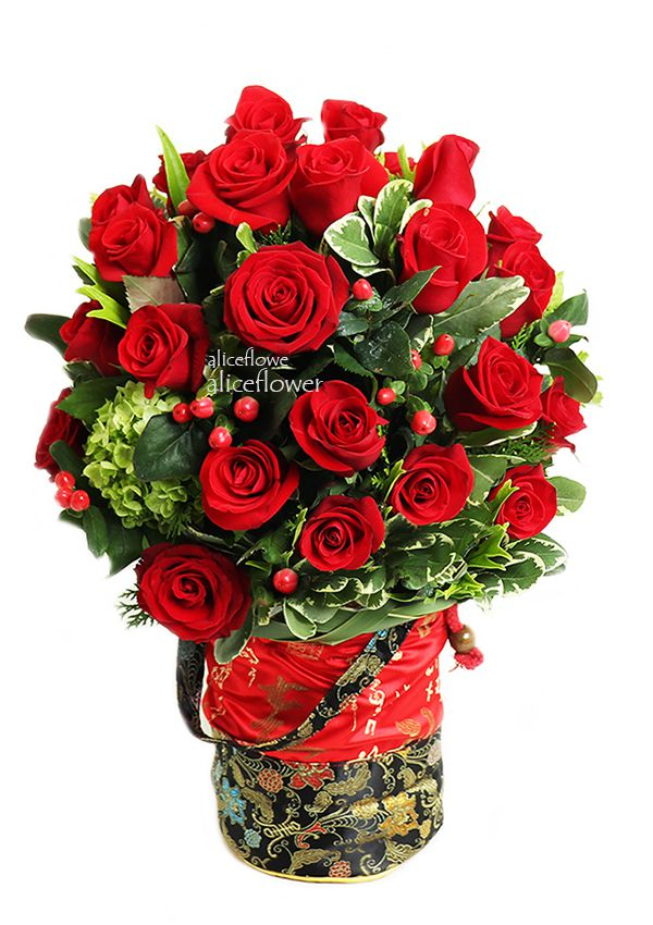 Rose Love,Scarlet Splendor Roses