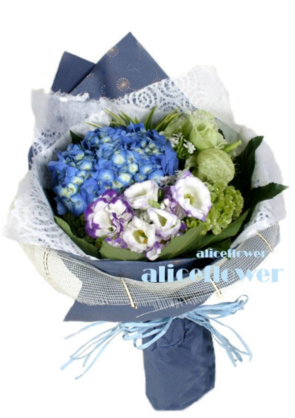 Autumn Flowers,Hydrangea Love