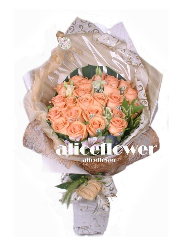 @[Imported Roses Bouquet]-Beloved sweaty