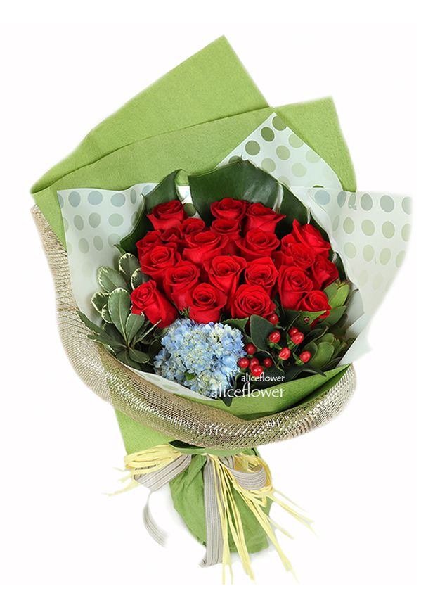 Imported Rose Bouquets,Love & Hope