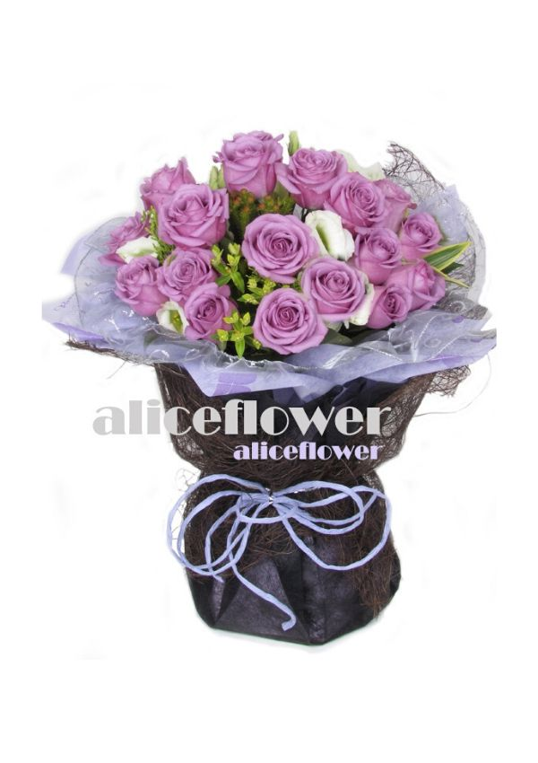 Bouquet in a Vox,Purple Magic