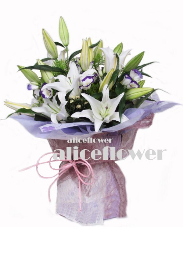 Bouquet in a Vox,Sky Lily