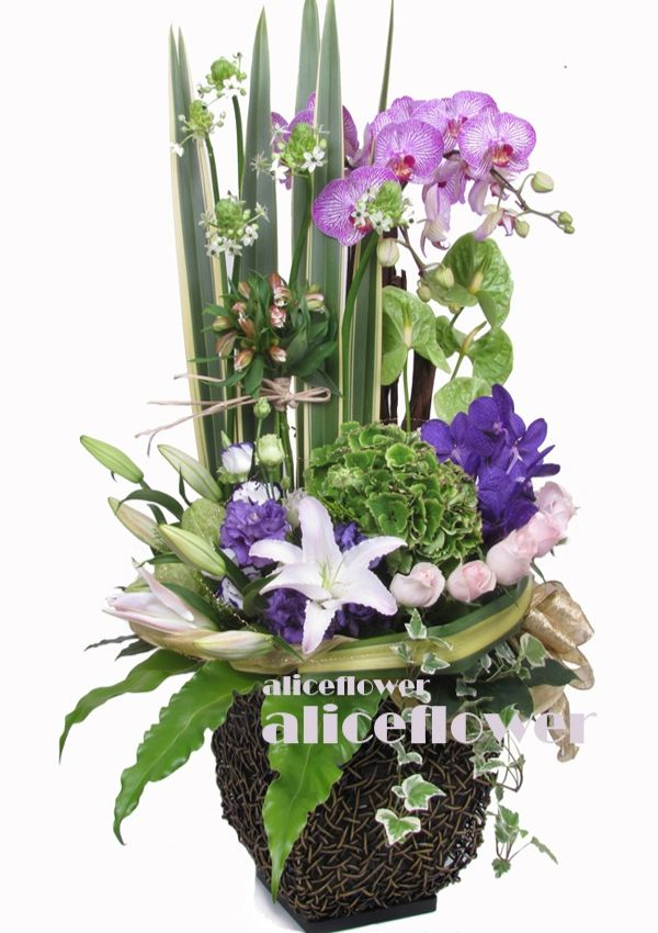 Get Well Flowers,Pink Elegance Special