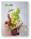 Lunar New Year Flower Arranged,Floral  festival fa005