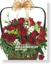Lunar New Year Flower Arranged,Rose Sweety
