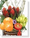 Lunar New Year Flower Arranged,Make A Fortune