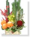 Lunar New Year Flower Arranged,Wealth Auspicious