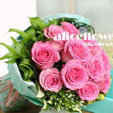 Birthday bouquet -Summer Memory,Alice Florist Taipei Taiwan.